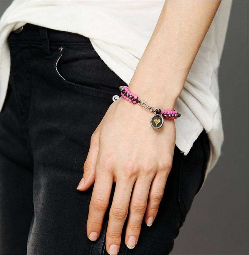 Beaded Bracelets For Trendy Girls!