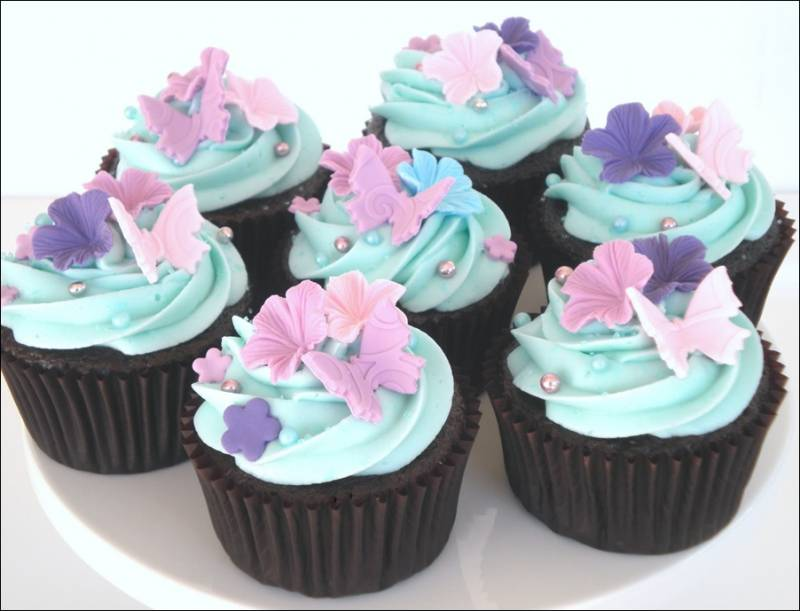 Try Out These Cupcake Decorations!