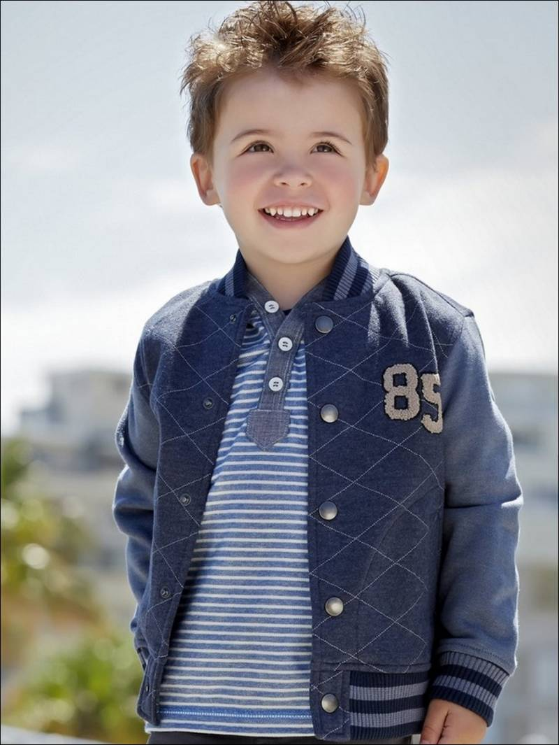 quilted jackets for junior fellows
