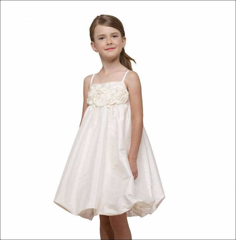 Bubble Dresses For Little Girls!