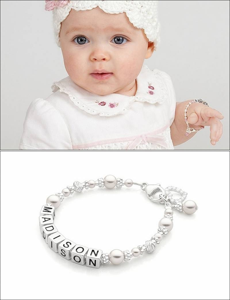 adorable bracelets for your baby girl