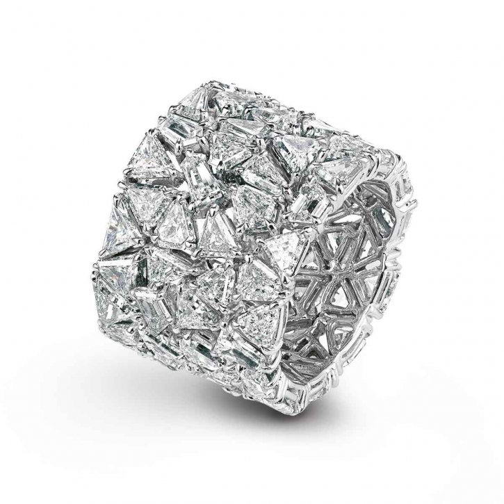 Chopard Collection Of Diamond Rings 2013