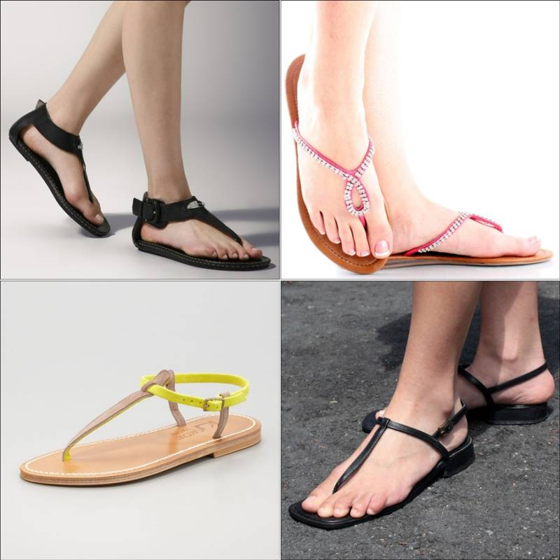 cb535782b Thong Sandals for You to Wear in Summer!