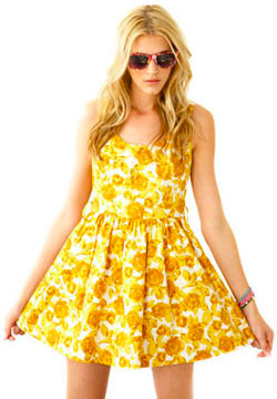 Forever 21 Floral Dresses for Spring 2013Stylish Board