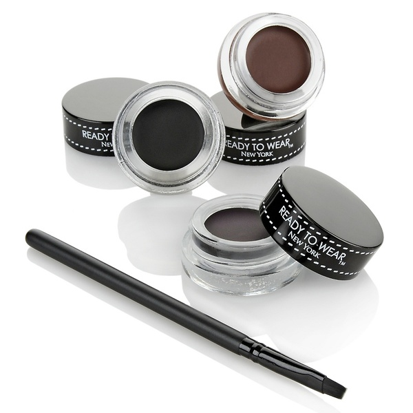 gel or cream eyeliner