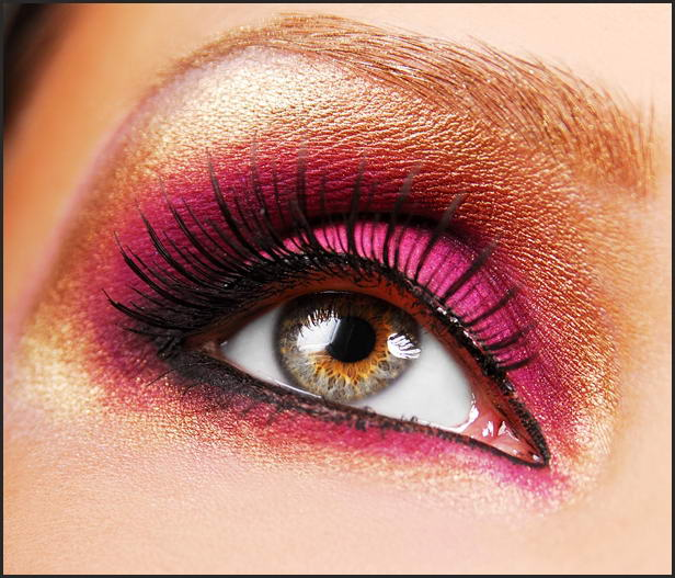 Dramatic Pink Eye Makeup Ideas!