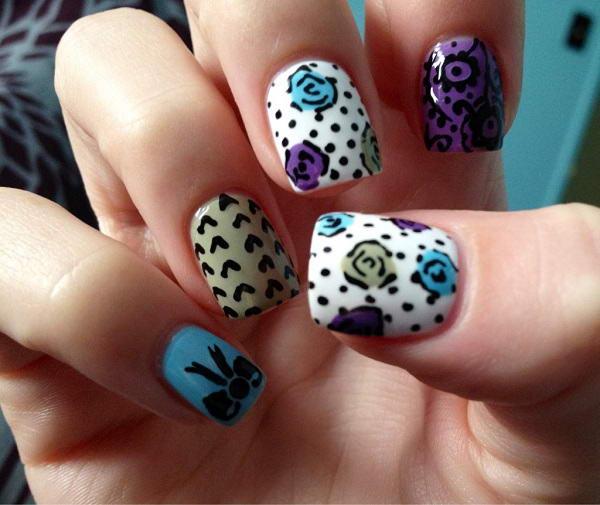 5. See more designs at: Get Nailed