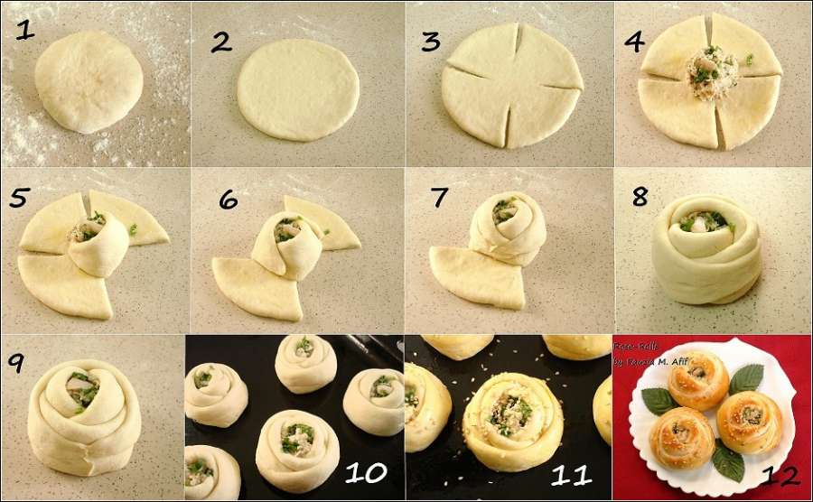 Как сделать из тесто разные фигурки
