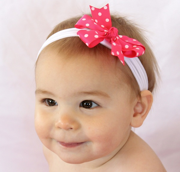 hairbands for baby look adorable and stylish