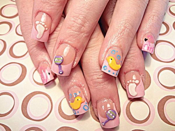 Image Source: Nail Art Gallery