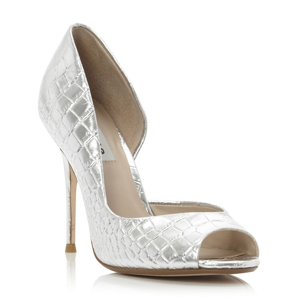 On The Look For Perfect Bridal Shoes