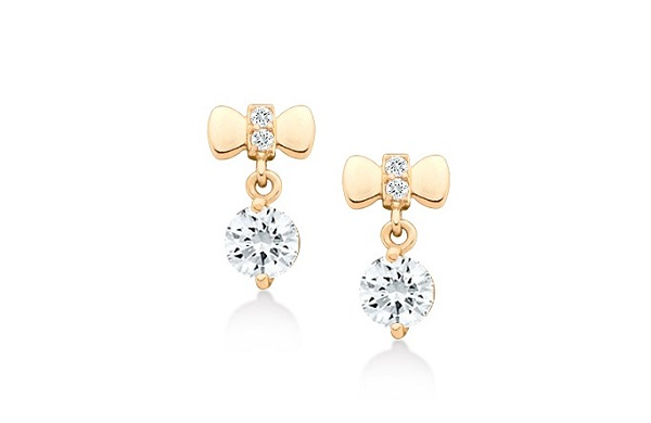 gift for your child go for gold earring for babies