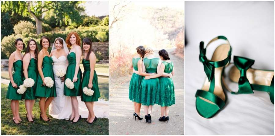15 Spectacular Wedding Color Schemes For Your Inspiration