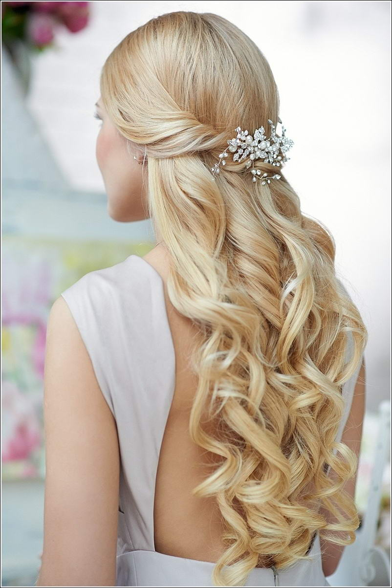 Awesome Half Down Hairstyles Fashion