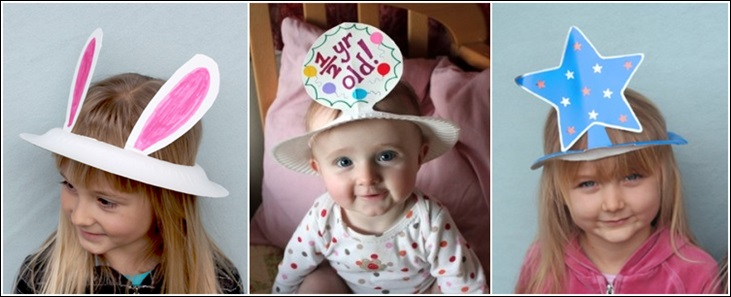 sc 1 st  Stylish Board : paper plate hat ideas - pezcame.com