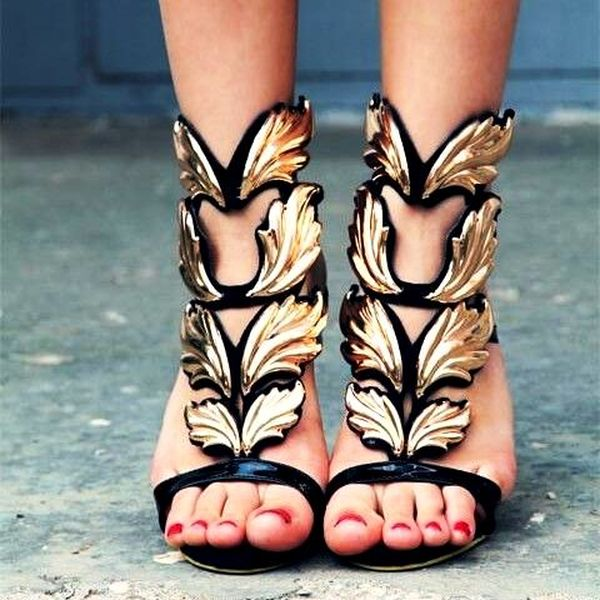 0c18b96f0ee3 Gorgeous Gladiator Sandals for the Ladies!