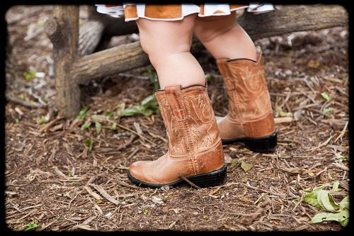 Cowboy Boots For Little Girls Can Help Make A Great Outfit