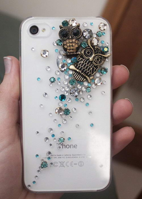 Make Your Own Iphone  Case