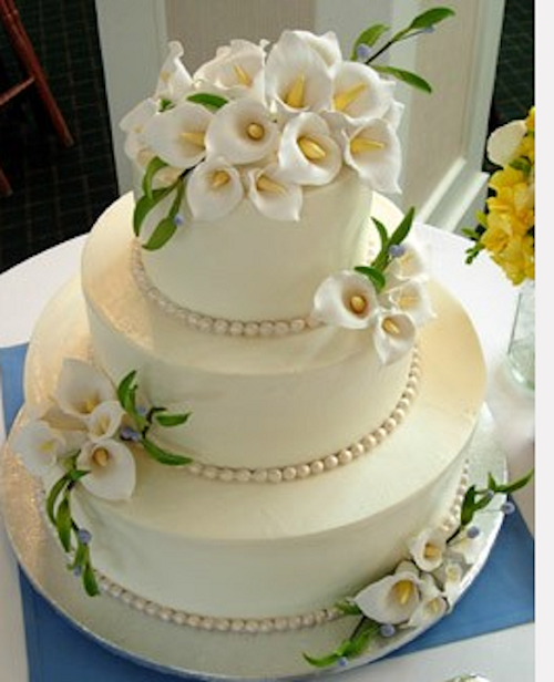 calla lily wedding cake designs cake ideas can be and you can easily make your 12322