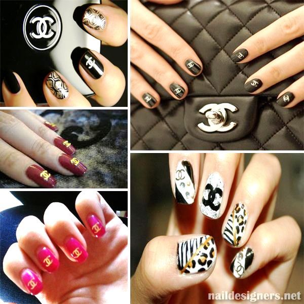 Luxe Inspired Nail Arts!