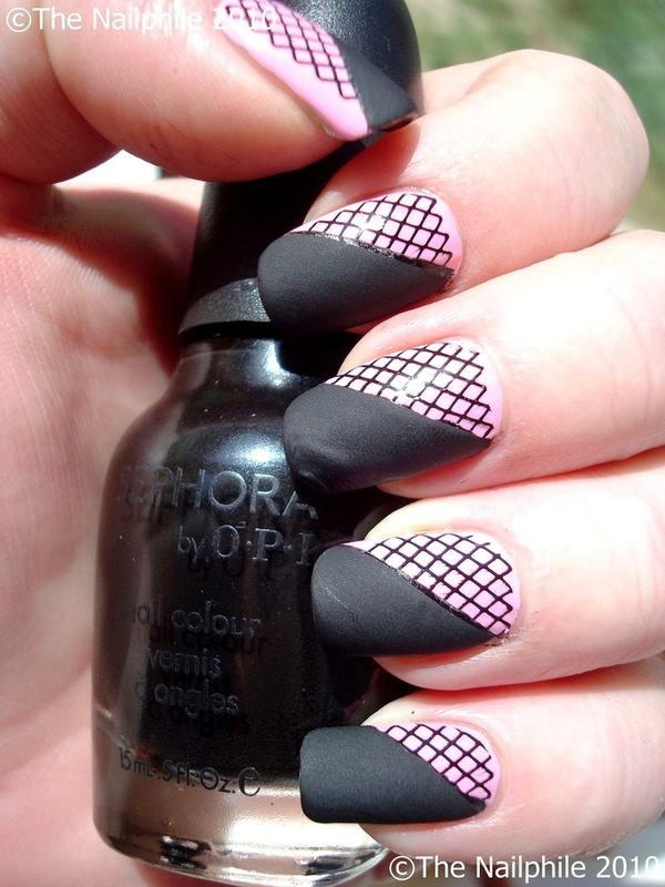 Who Wants to Try These Stylish Matte Nail Arts?