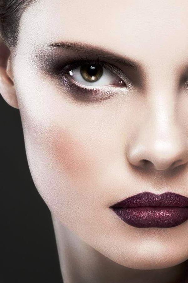 Darkest Skin Tone Burgundy Lipsticks to ...