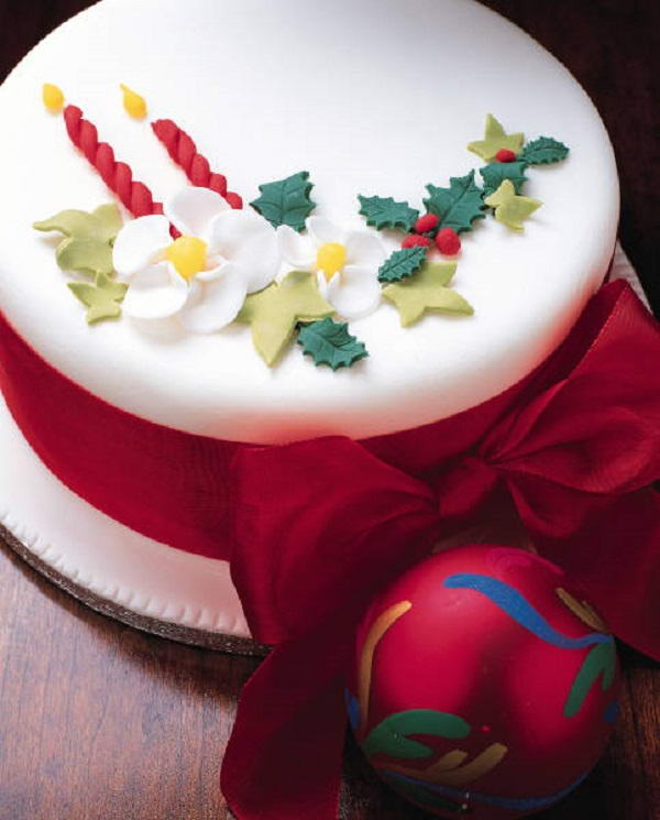 Christmas Cake Filling Ideas : Amazing Christmas Cakes Can Be Fun And Exciting