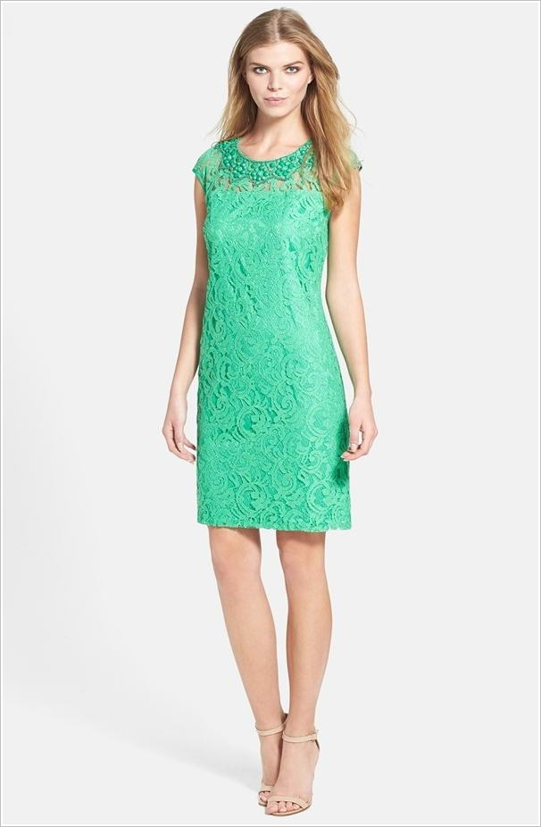 Wear These Green Dresses and Become a Stunner