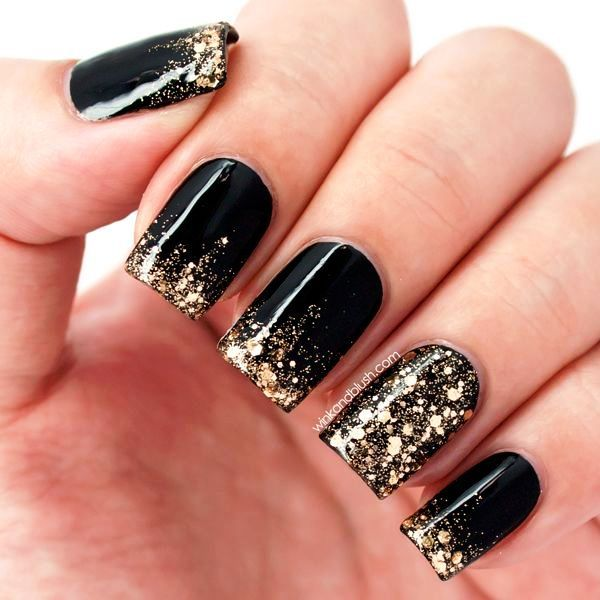 Will You Try These Ombre Glitter Nail Arts For Any Upcoming Occasion