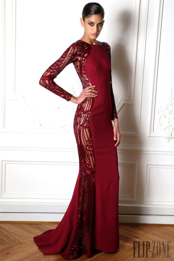 Gorgeous Maroon Evening Dresses That You Will Just Adore!