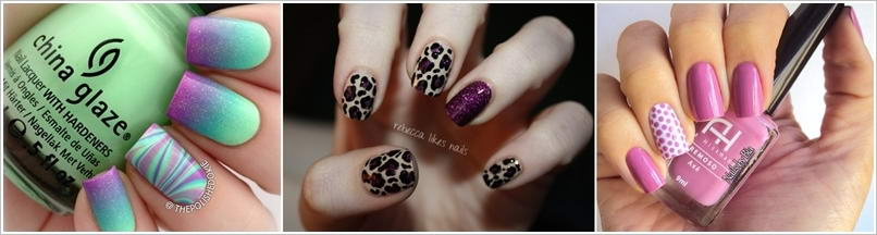 How Amazing are These Accent Nail Art Ideas