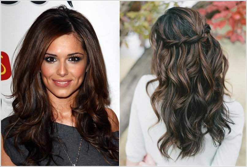 How About Getting Some Highlights in Your Long Hair?
