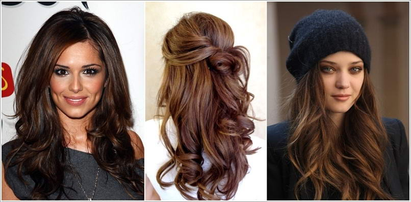 How About Getting Some Highlights In Your Long Hair