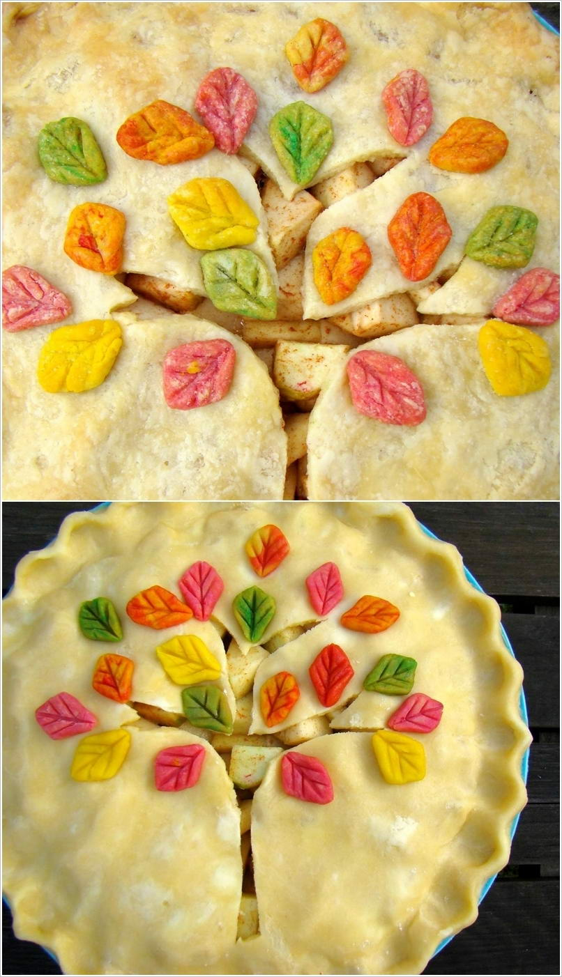 creative and easy pie crust design ideas