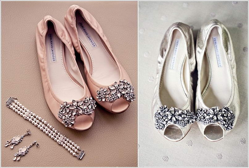Every bride will love to wear these wedding flat sandals 2 junglespirit Image collections