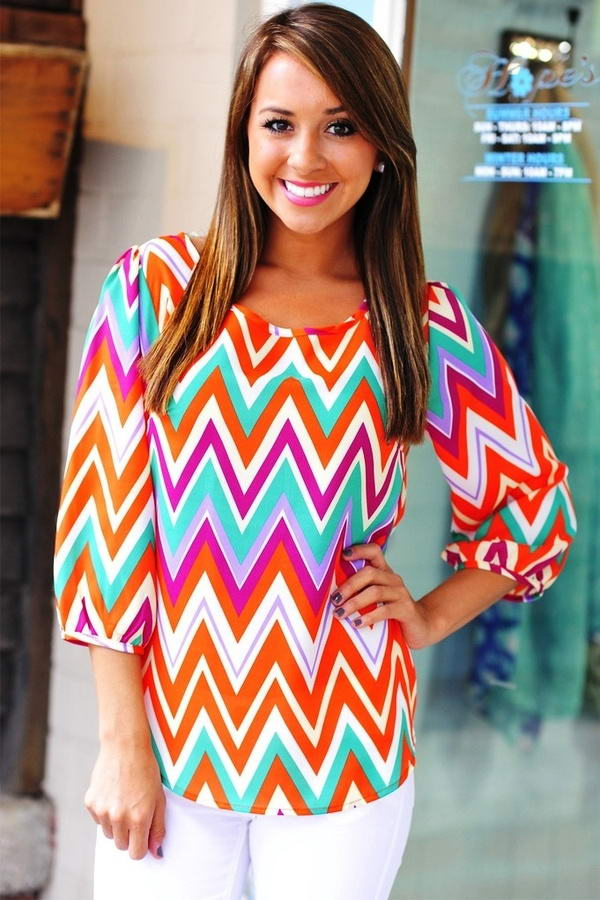 Best prices on Chevron blouse in Women's Shirts & Blouses online. Visit Bizrate to find the best deals on top brands. Read reviews on Clothing & Accessories merchants and buy with confidence.