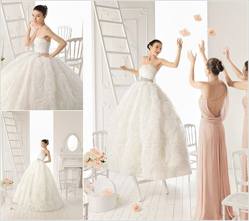 Swoon-Worthy Ball Gown Wedding Dresses for Brides-to-be