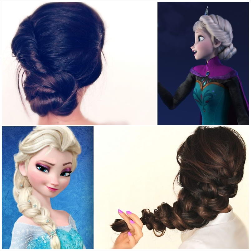 Hairstyle Movie : ... Board Spectacular Disney Frozen Movie Inspired Hairstyle Tutorials