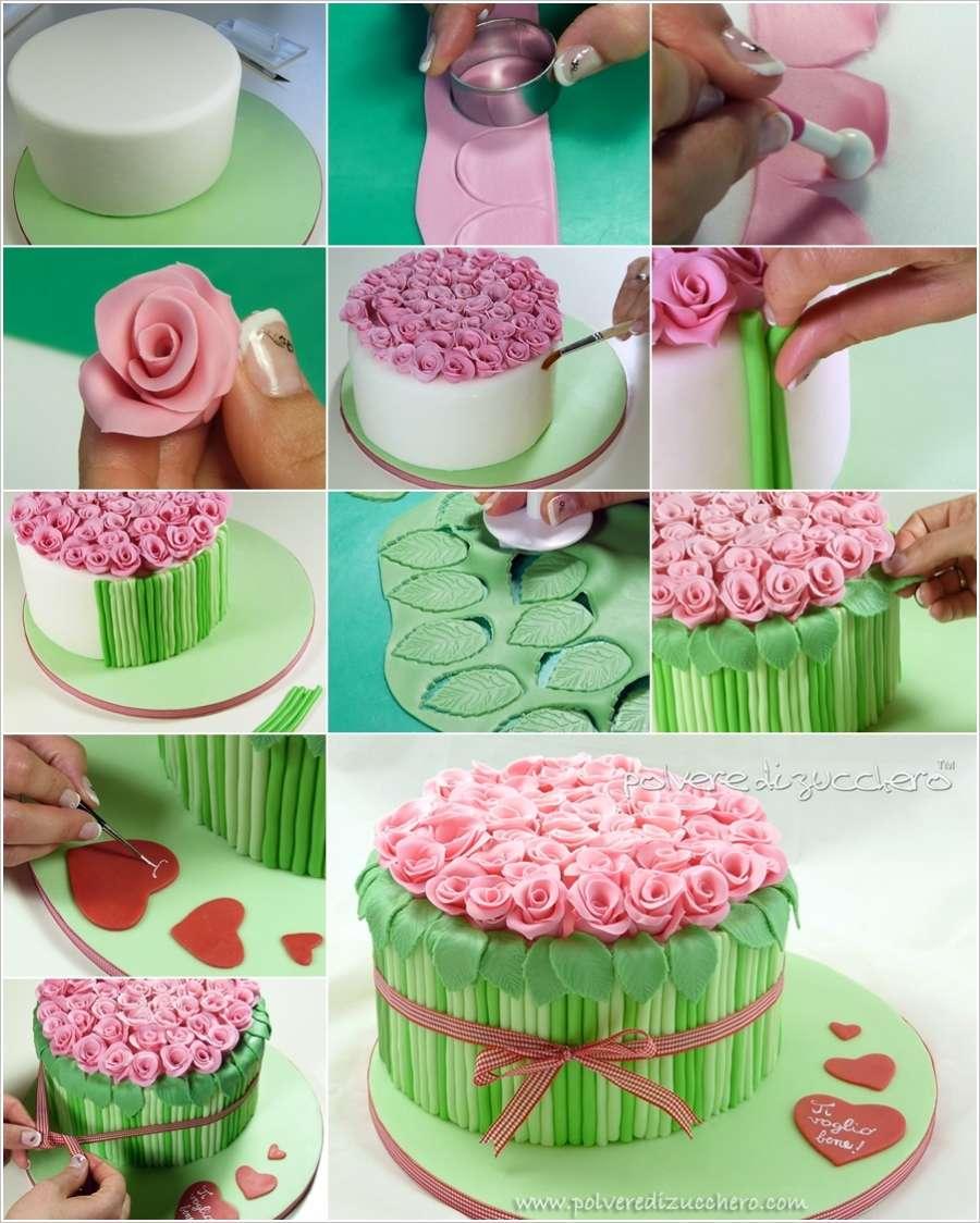 Adenike salako blogs world recipes awesome bouquet of roses cake recipes awesome bouquet of roses cake decor tutorial izmirmasajfo