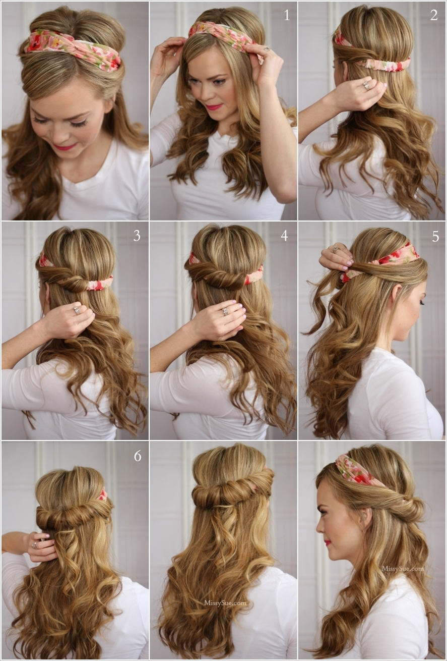 Cool Easy Hair Styles 26 Cool And Easy Hair Styling Hacks
