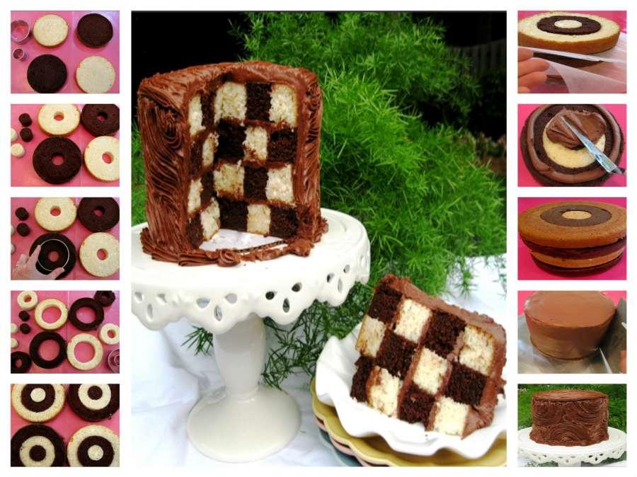 Adenike Salako Blogs World Recipe Want To Make A Checkerboard Cake