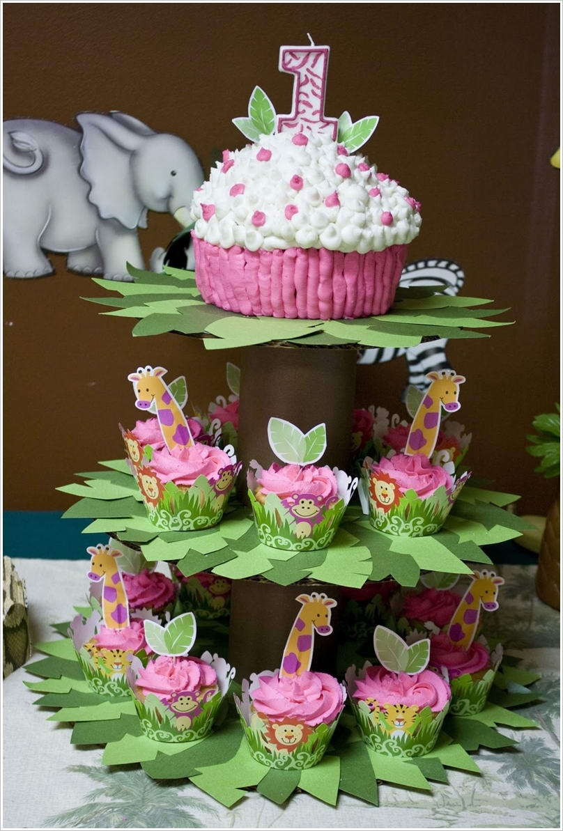 how to build a cupcake stand for 200 cupcakes