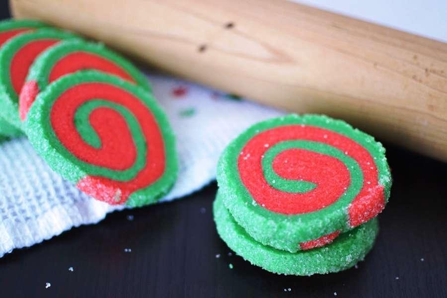 pinwheel cookies