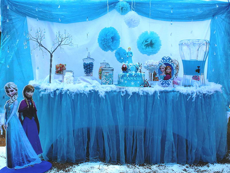 Candy_1 & Are You Planning For A Frozen Theme Birthday For Your Daughter