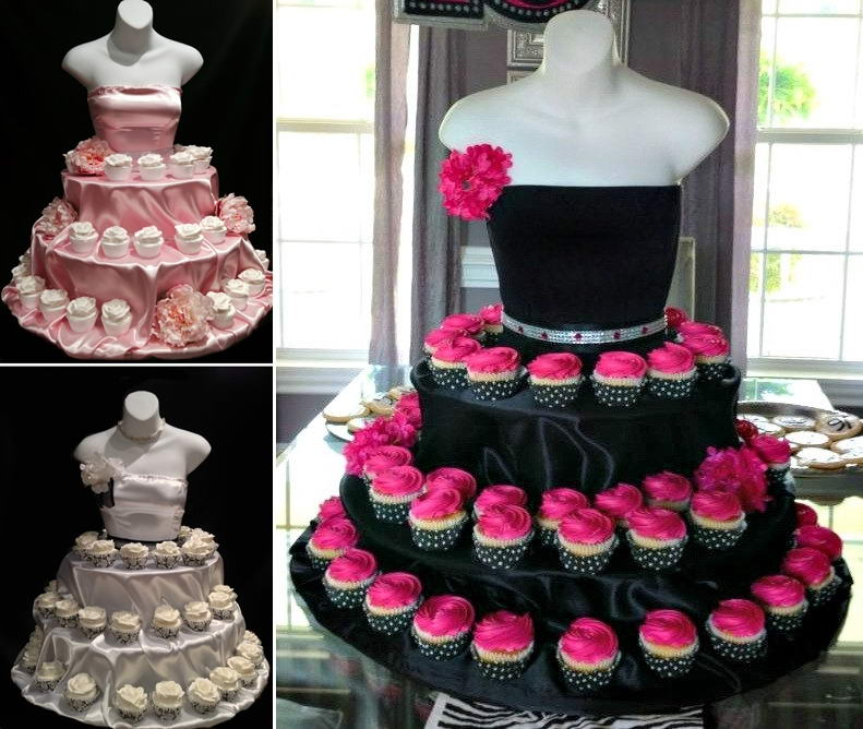 Unique Cupcake Wedding Ideas: Unique Cupcake Stands For Parties And Weddings