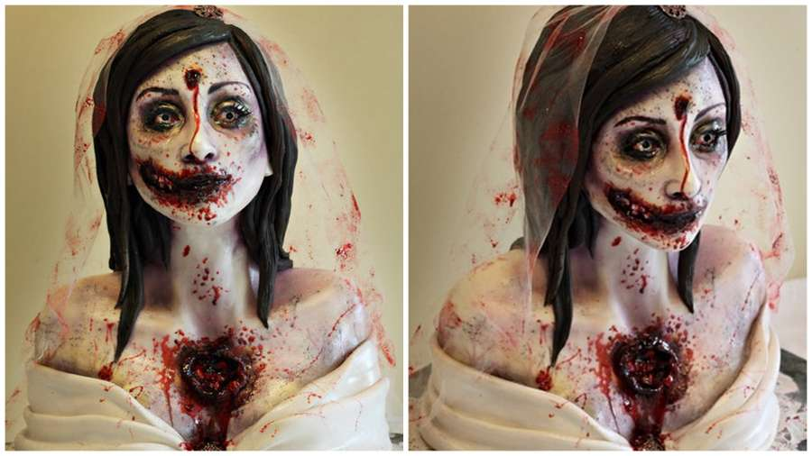 Zombie Halloween Makeup Special Effects Special Effects Makeup to