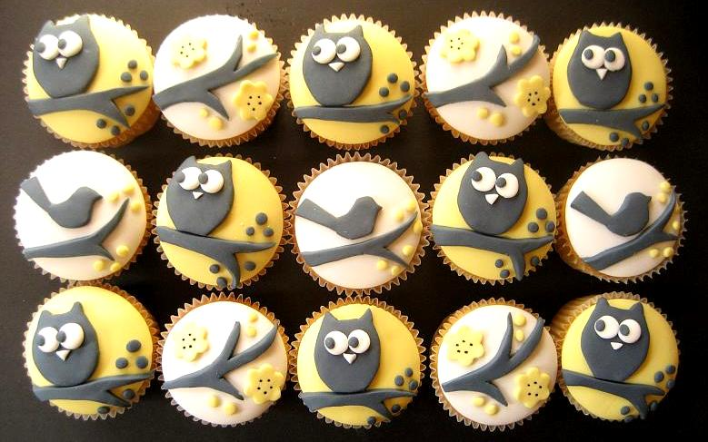 10 Owl Cupcakes To Make At Any Occasion