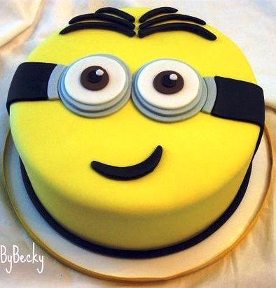 10 Minion Cakes You Can Make For Any Birthday