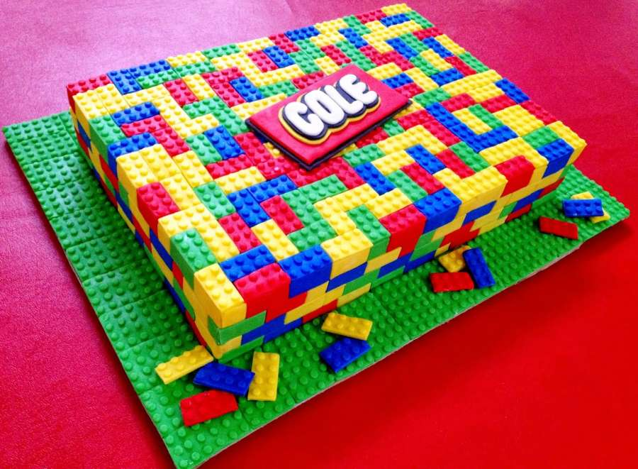 10 Lego Cake Ideas To Make On Any Birthday