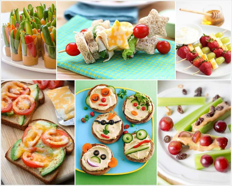 Kid Food Ideas For Picky Eaters